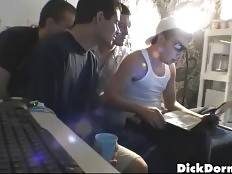 so many gay guys