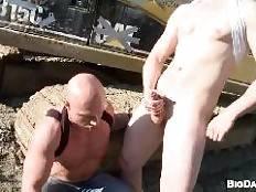 outinpublic - Men At Anal Work!