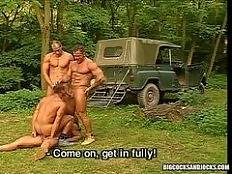 Muscle Studs Suck And Fuck Each Others Hard Cocks!