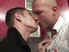 Gay Group Sex Videos - Gay bang scene 3