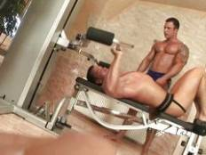 MAN HUNGRY, Scene 4. Freddy Costa, Antonio Russo, Max Summers