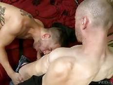 TENDER MUSCLES. Bryan Cole, Justin Star
