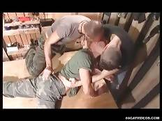 Three Dudes Get Extremely Horny 2