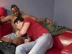 Gay fuck buddies Orion Cross and Dru Blake wanted to play so they went for a session of oral pleasure in this interracial porn. Watch these two horny gays as they get naughty and wasted no time in giving each others dicks a memorable oral satisfacti. Orio