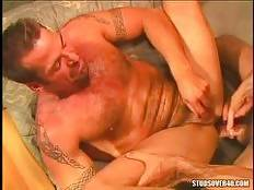 Studs Over 40 - He unzips his jeans to discove...